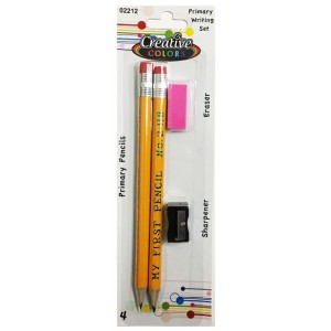 No.2 Primary Pencil Set