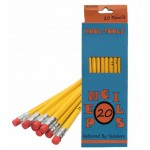 No.2 Pencils 20 Count