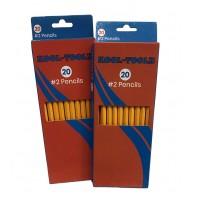Kool Toolz No.2 Pencils 20ct.