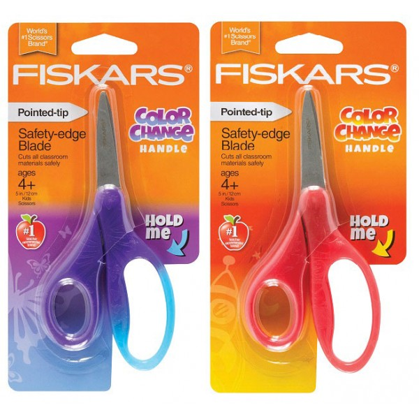 "FISKARS Pointed Scissors 5"""