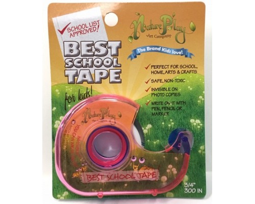 "Nature Play 3/4"" Invisible Tape"