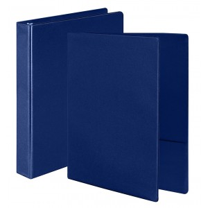 """1"""" Blue Binder"""