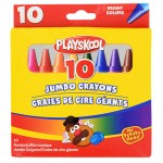 Playskool Jumbo Crayons $0.85 Each.