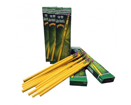 No.2 HB Premium Pencils 12 Count