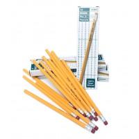 Dixon Ticonderoga No.2 Pencils 12 Count