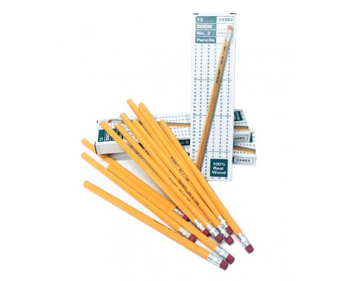 No.2 Pencils 12 Count