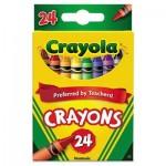 Crayola Crayons 24 ct. $1.19 Each.