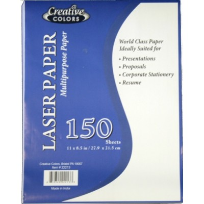 Multi Purpose Printer Paper 150 Sheets