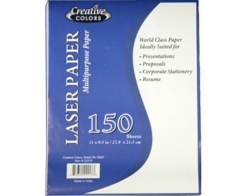Multi Purpose Paper $1.89 Each.