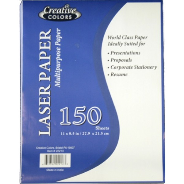 Multi Purpose Printer Paper 150 Sheets