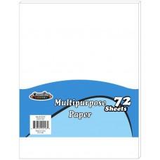 Multi Purpose Printer Paper 72 Sheets
