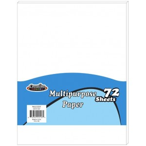 Multi Purpose Printer Paper 72 Sheets