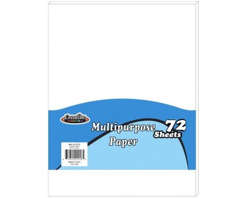 Multi Purpose Paper 72 Sheets