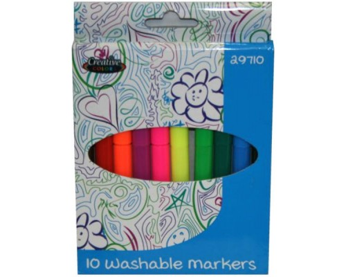 Washable Markers 8 Count