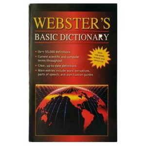 Webster's Basic Dictionaries