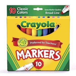 Crayola Markers 10 ct.
