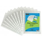 Creative Colors 10 ct. Sheet Protectors