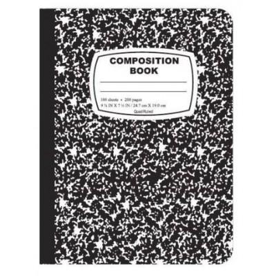 Quad Ruled Notebooks