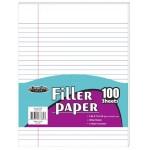 W/R School Notebook Paper $0.89 Each.