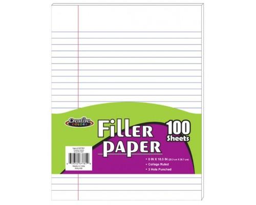 C/R Filler Paper