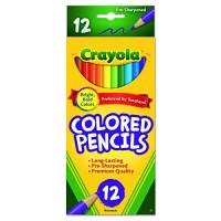 Crayola Color Pencils 12 ct.