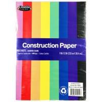 Construction Paper 48 Sheets