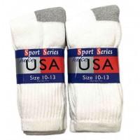 Wholesale Crew Socks Size 10-13