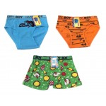 Wholesale Boy's Underwear Size 2-4