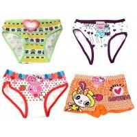 Wholesale Girls Underwear Size 2-4