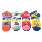 Girls Socks 4-6 $5.50 Each Dozen