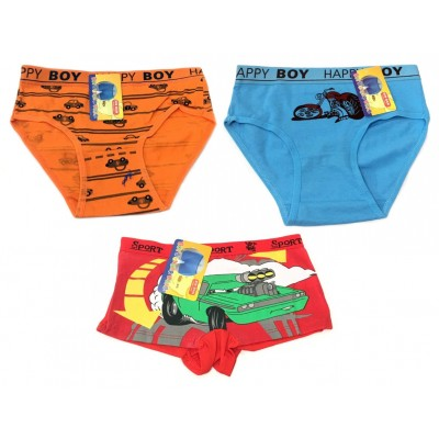 Wholesale Boys Underwear Size 4-6