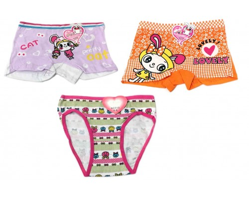 Wholesale Girls Underwear Size 4-6