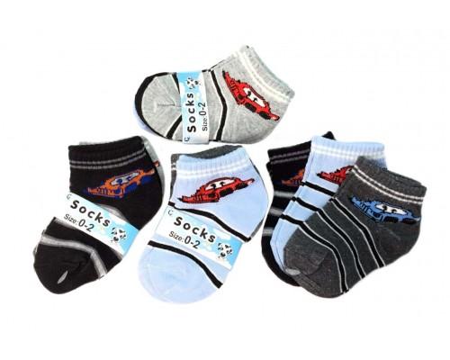 Wholesale Boys Socks Size 0-2