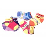 Girls Socks 0-2 $5.50 Each Dz.