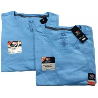 Men's V-Neck T-Shirts 2 Pack