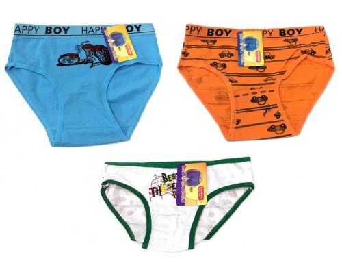 Boys Assorted Underwear Size 6-8 $1.00 Each.
