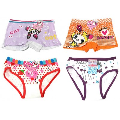 Wholesale Girls Underwear Size 8-10