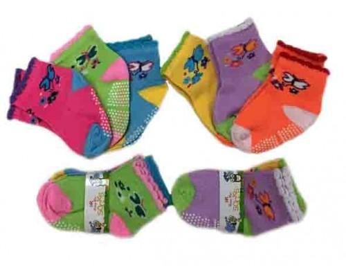 Wholesale socks 0-2 $5.50 Each Dz.