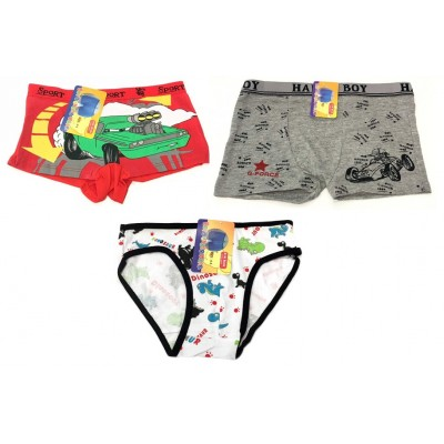 Wholesale Boys Underwear Size 8-10