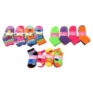 Wholesale Socks Girls 2-4
