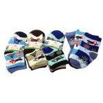 Boys Asst. Socks 2-4 $5.50 Each Dz.