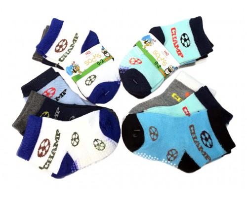 Boys Asst. Socks 0-2 $5.50 Each Dz.