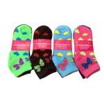 Girls Socks 9-11 $5.50 Each Dozen