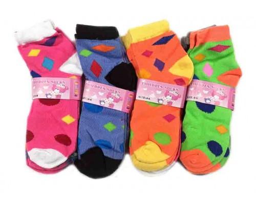 Girls Socks 6-8 $5.50 Each Dozen