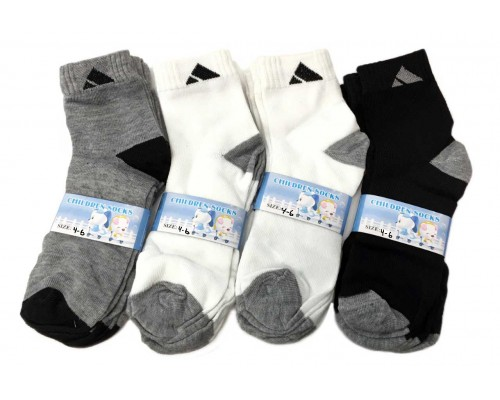 Wholesale Boys Socks Size 4-6