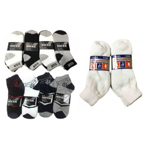 Wholesale Ankle Socks Size 10-13