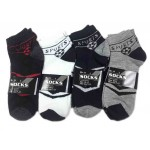 Men's/Boys Socks 10-13 $6.50 Each Dz.
