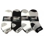 Men's/Boys Socks 10-13  $7.00 Each Dz.