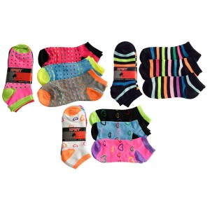 Wholesale Ankle Socks Size 9-11