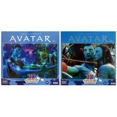 Avatar 3D Puzzles